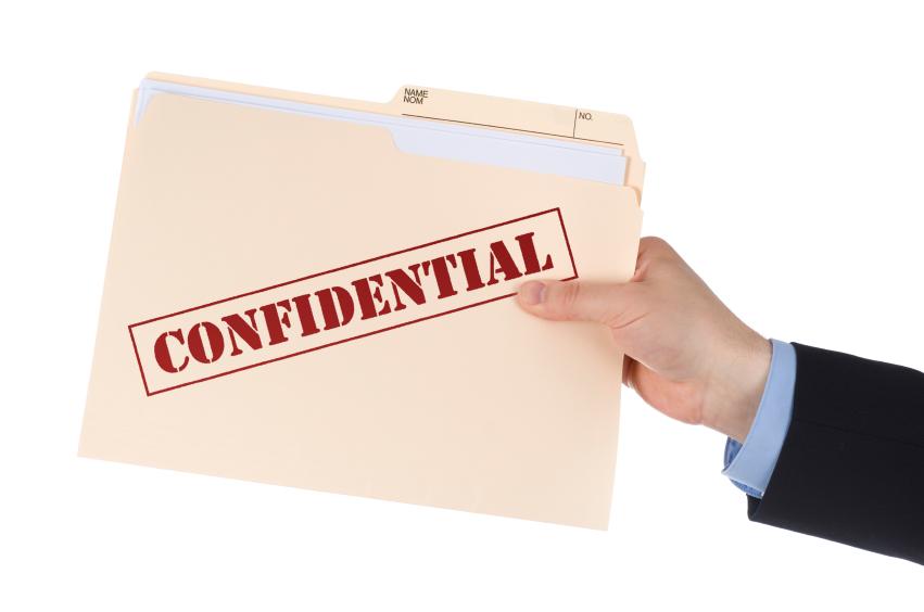 Kết quả hình ảnh cho confidentiality